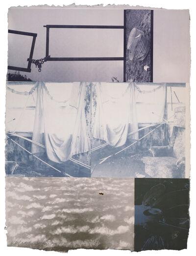 Robert Rauschenberg, 'Rookery Mounds - Yardarm', 1979