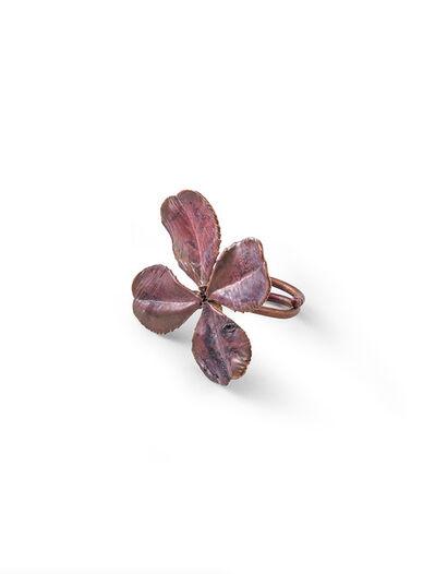 Claude Lalanne, 'Clover Flower Ring'