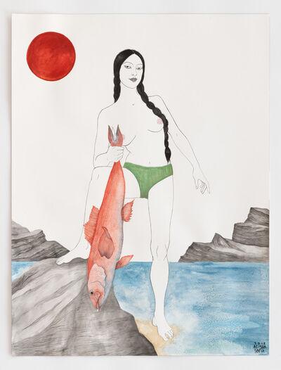 Alisha Sofia, 'Fisher Woman', 2018