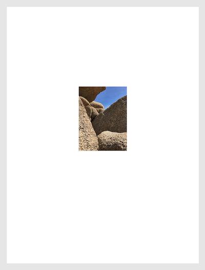 Jo Smail, 'Intimacy of Rocks', 2018
