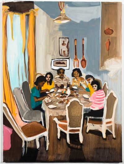Maia Cruz Palileo, 'The Old Table', 2014