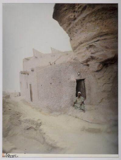 osama Esid, 'Siwa Oasis, Abu Khamis Rock Carved Home', 2006