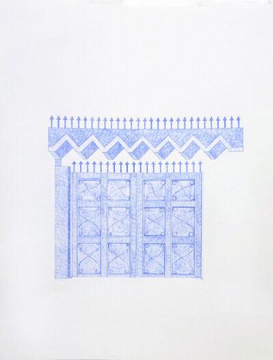 Seher Naveed, 'Gate 1 (High Gate Series)', 2018