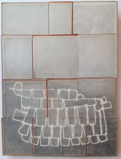 Emily Payne, 'Notation (drawing)', 2017