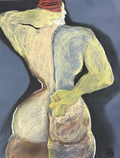 Adria Becker, 'Curves Ahead', 2019