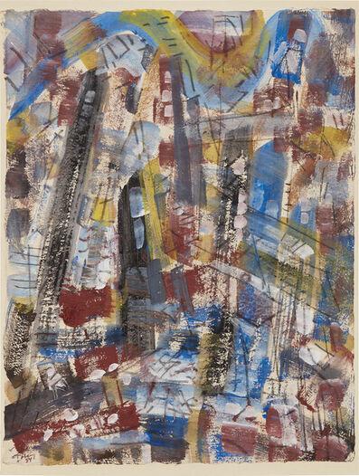 Mark Tobey, 'New York IV', 1954