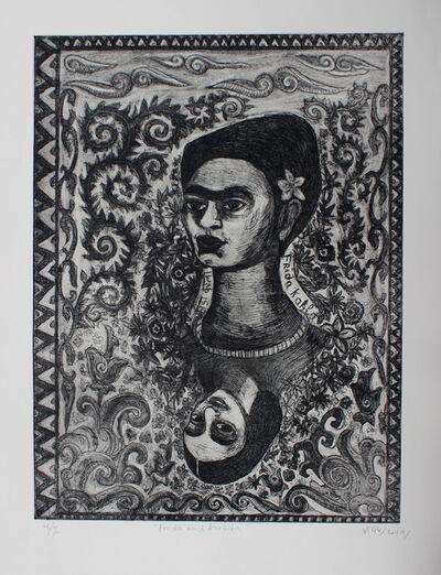 Kanchan Chander, 'Frida and Amrita 1', 2019