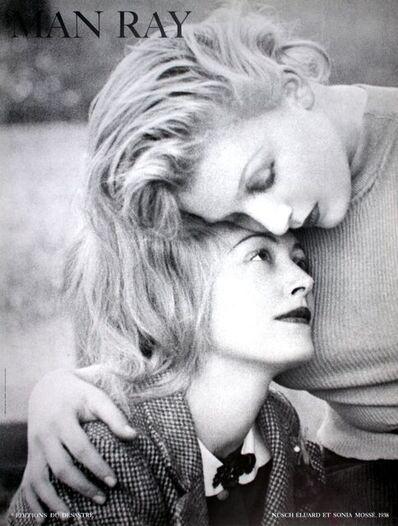 Man Ray, 'Nusch Eluard et Sonia Mosse', 1988