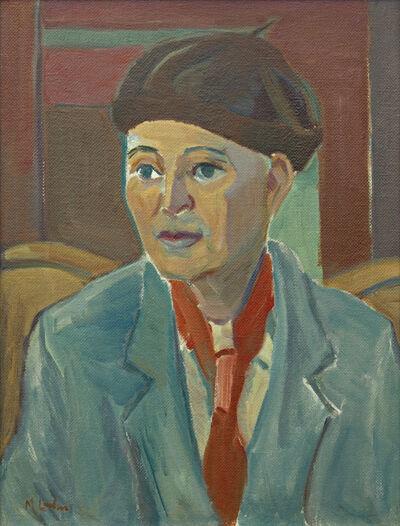Maggie Laubser, ''The pianist (Vere Bosman di Ravelli)''