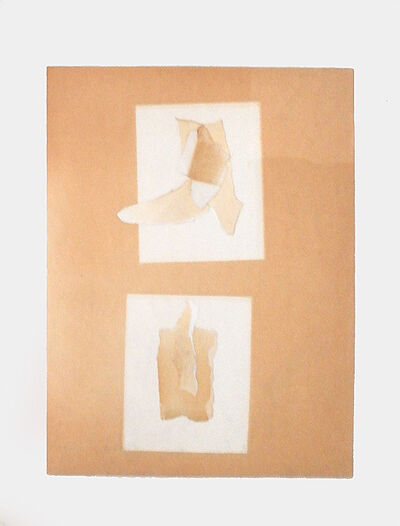George Herms, 'Untitled (framed collages)', 2007