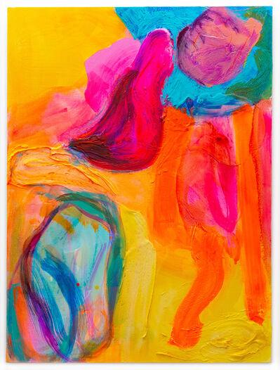 """Debra Drexler, '""""Violet Splotch"""" ', 2017"""