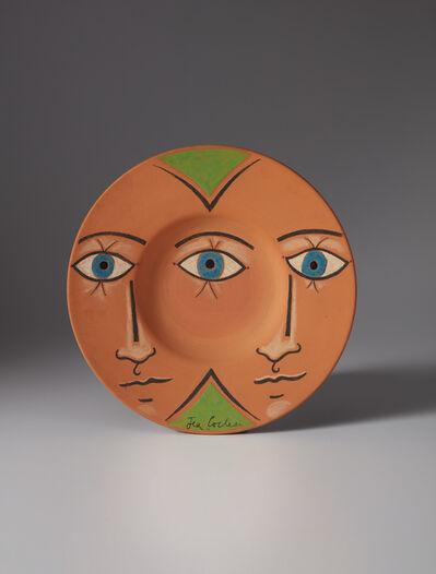 Jean Cocteau, 'Les trois-yeux (The Three-Eyes)', 1958