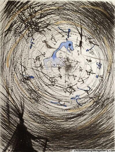 """Salvador Dalí, 'Faust """"Sator""""'"""