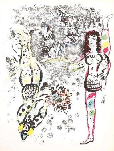 Marc Chagall, 'Acrobat at Play (M.401)', 1963
