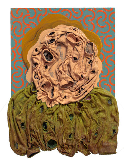 Aaron Johnson, 'Fiesta Face', 2017