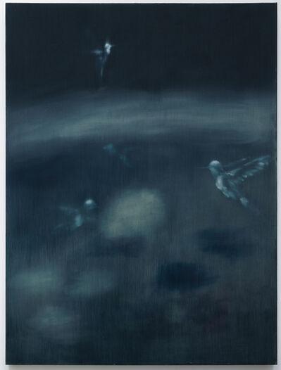 Ross Bleckner, 'Untitled (Birds)', 2012