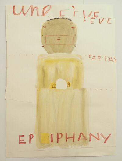 Rose Wylie, 'Epiphany'