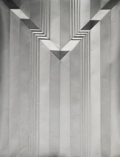 Christine Dalenta, 'V Corrugation 1', 2015