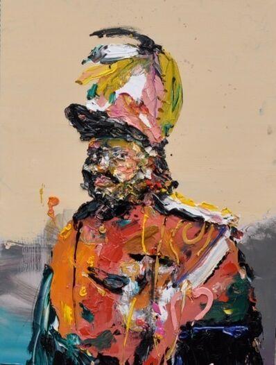 Bobby Mathieson, 'Black Star', 2012