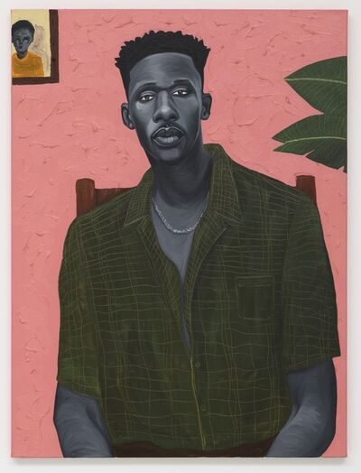 Otis Kwame Kye Quaicoe, 'Observing', 2020