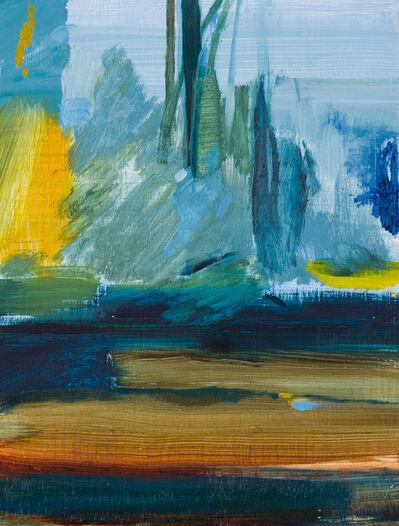 Calum McClure, 'Grey Painting', 2019