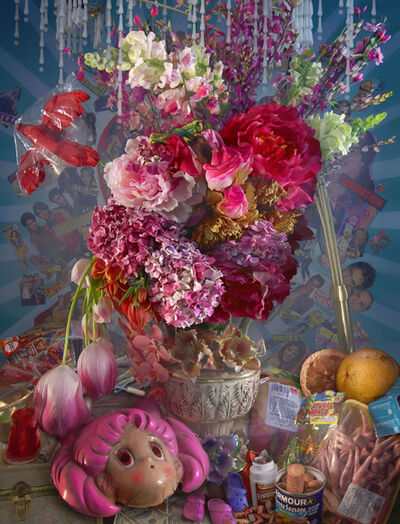 David LaChapelle, 'Earth Laughs in Flowers: Rite of Spring', 2008-2011