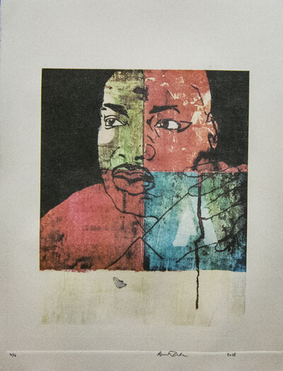 Gene Tanta, 'MLK Print 4/4', 2018