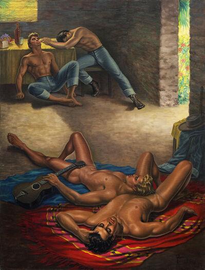 George Quaintance, 'Siesta', 1952