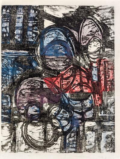Louis Schanker, 'Circle Image', 1952