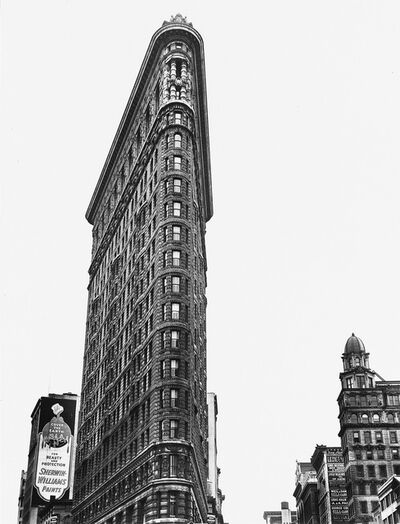 Berenice Abbott, 'Flatiron Building, New York.', 1980s