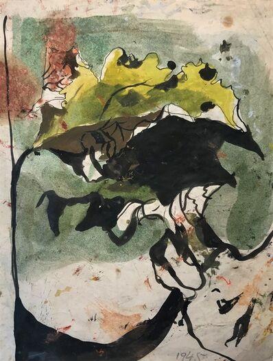 Graham Sutherland, 'Welsh Landscape', 1945