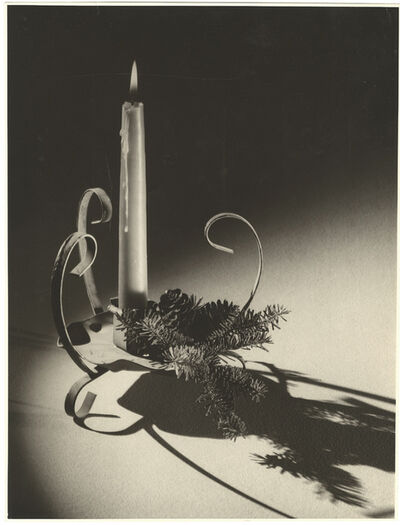 Edward W. Quigley, 'Two Light Studies with Candles', 1930-1939