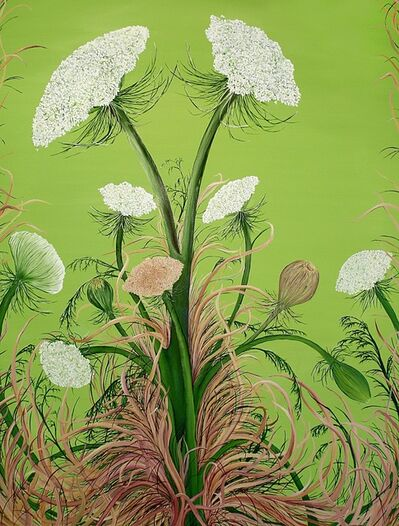 Allison Green, 'Queen Anne's Lace', 2011