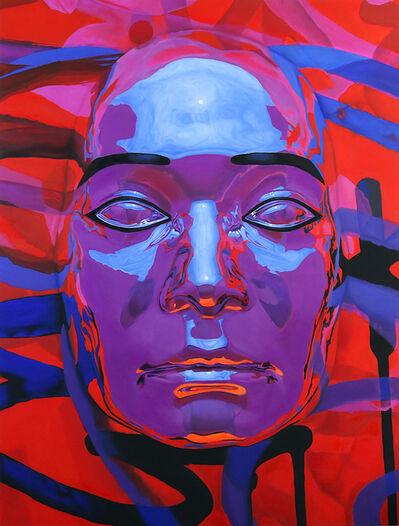 Kip Omolade, 'Luxury Graffiti Kelley III', 2020