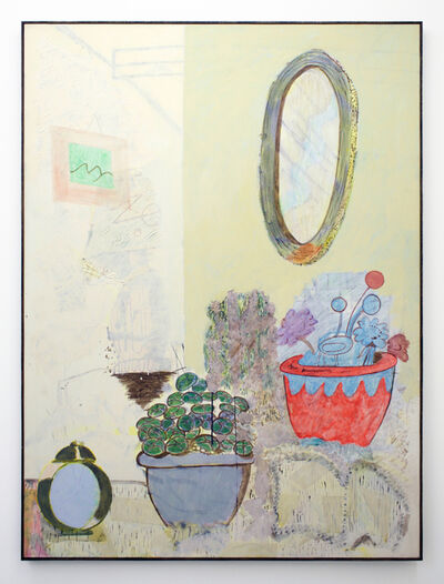 Christoph Roßner, 'Interieur', 2019