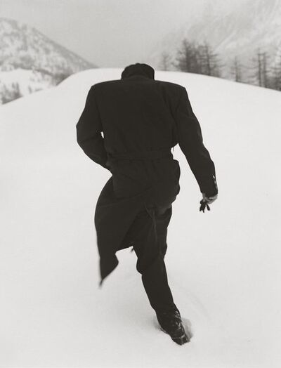 Kurt Markus, 'Isola, France, Vogue Hommes', 1991