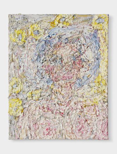 Vanessa Prager, 'Rosemary in Blue', 2020
