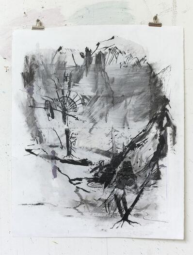 Helene Billgren, 'EJ sunset', 2014