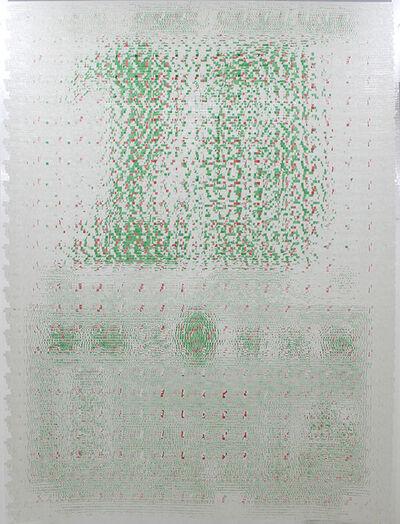 Manuel Ameztoy, 'Almanaque chino', 2017