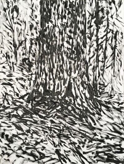 Sandy Walker, 'Tree-Earth', 1987