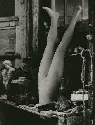 André Kertész, 'Interior of sculpture's studio, Paris', 1925