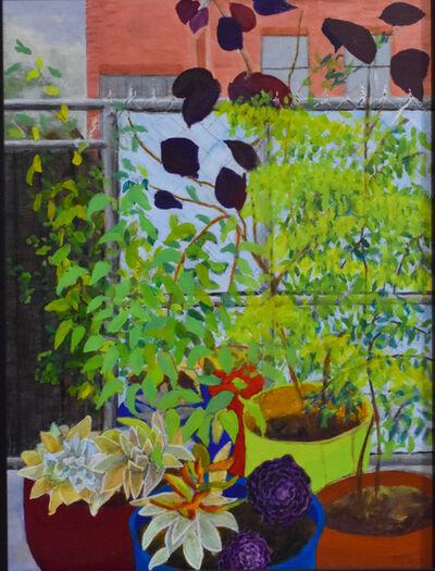 Robert Stewart, 'Garden still life 2', 2019-2020