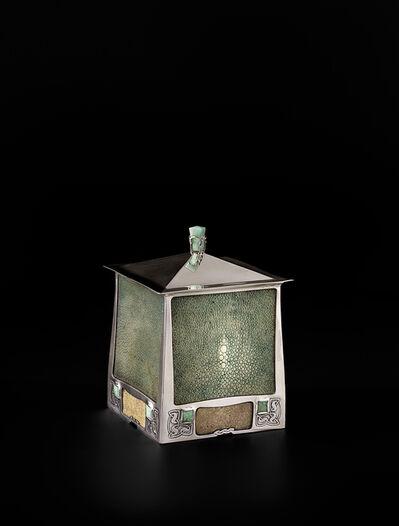 Archibald Knox, 'Tobacco box', 1901