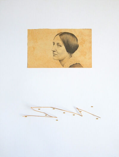 Ricardo Coello Gilbert, '«Susan B. Anthony (1820-1906)»', 2019