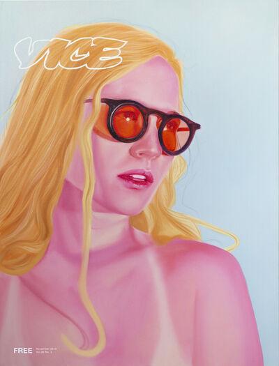 Jen Mann, 'Cover Girl - Vice', 2019