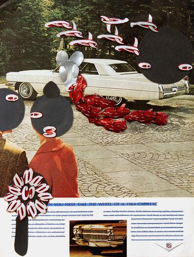 Claudia del Rio, 'De la Serie Cometer C y C. Miña es amada en Rusia.', 2003-2010