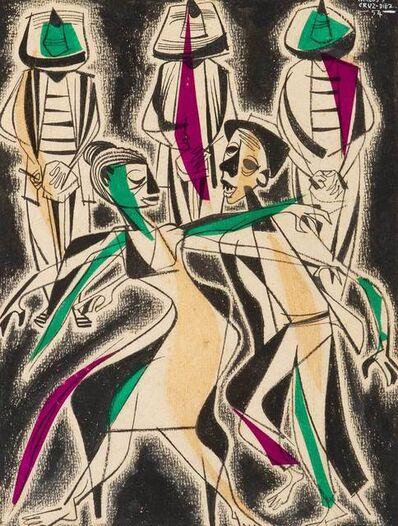 Carlos Cruz-Diez, 'Tambor Redondo', 1954