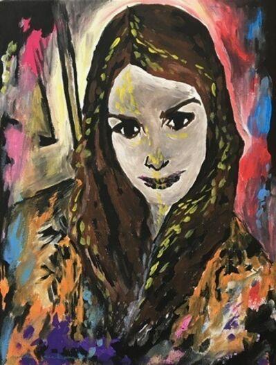 Melanie Mollo, 'Le modern Portrait', 2019