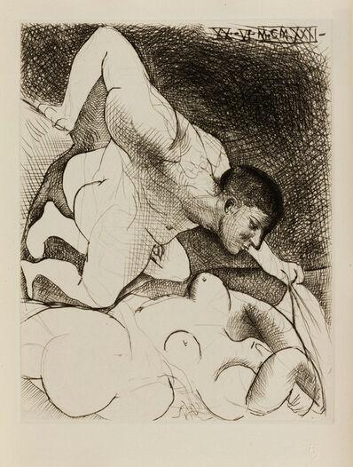 Pablo Picasso, 'Homme dévoilant une femme', 1931