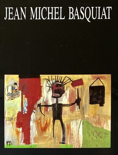 Jean-Michel Basquiat, 'Rare Basquiat 1980s Exhibition Catalog (Basquiat Dau al Set Barcelona) ', 1989